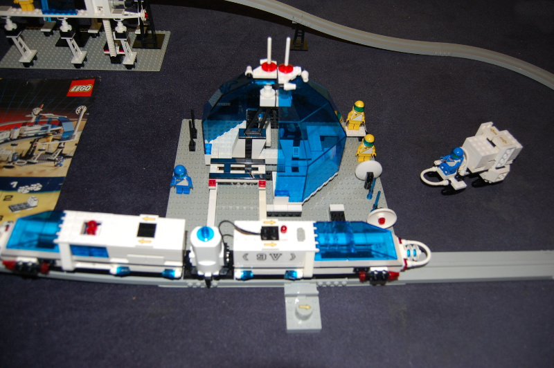 lego classic space instructions